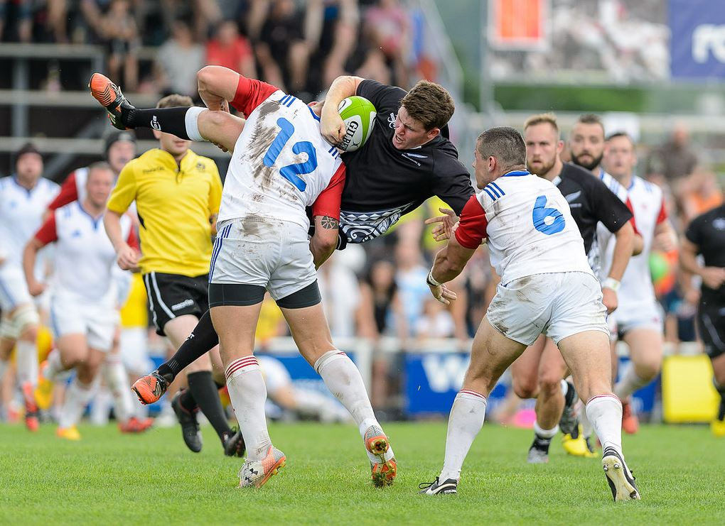 O selectionata neozeelandeza a jucat in Cehia