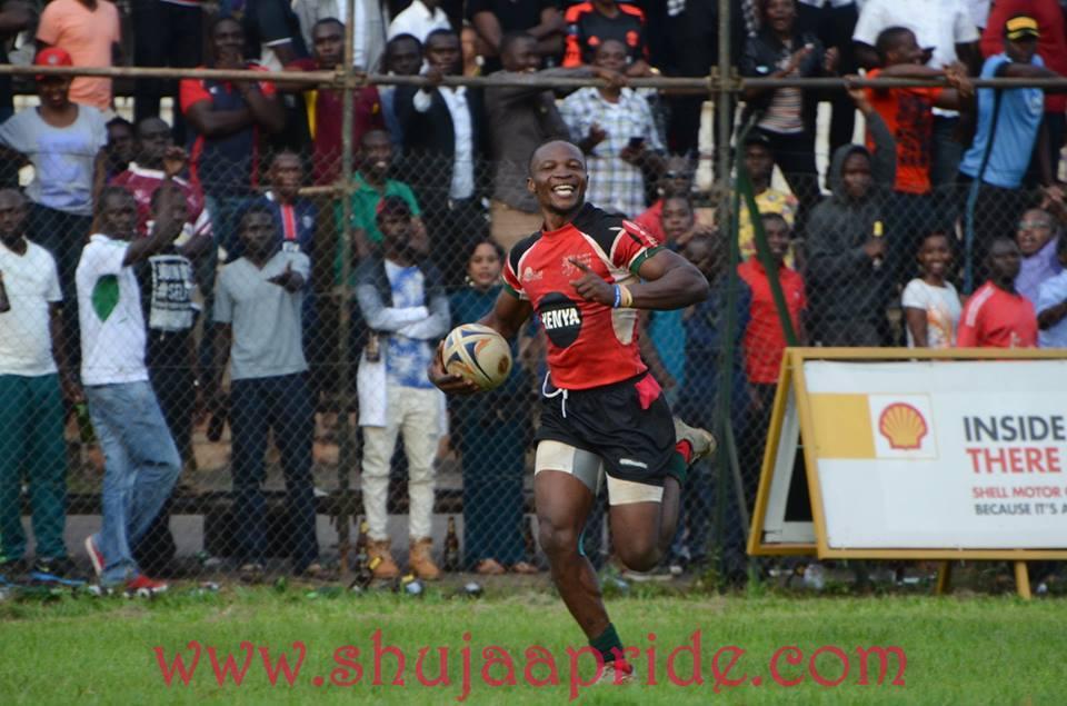 Kenya victorie categorica in Zimbabwe