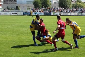Baia Mare - Steaua 21-26 intr-un meci amical