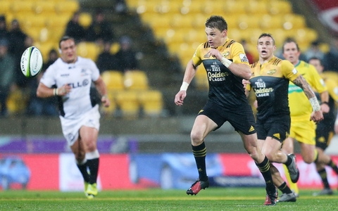 Spectacol in Super Rugby