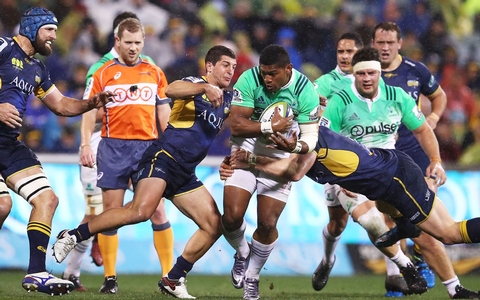 Hurricanes - Lions finala Super Rugby