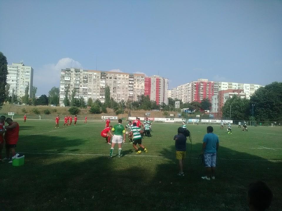Dinamo a invins in fieff-ul CSM-ului