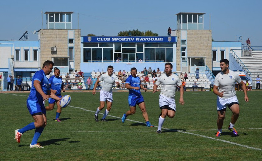 Schimbare de regulament la Campionatul National de rugby 7