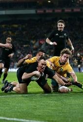 Noua Zeelanda a castigat Bledisloe Cup
