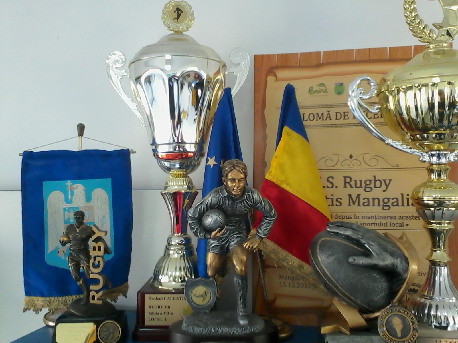 Echipa de rugby Callatis Mangalia, ultima victima a societatii romanesti