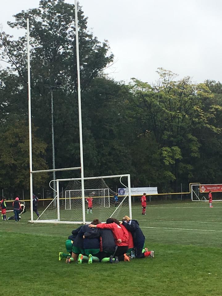 CS Agronomia virtual campioana la rugby feminin! Cupa Romaniei amanata