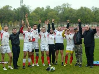 CSM Bucovina Suceava locul secund la Chisinau