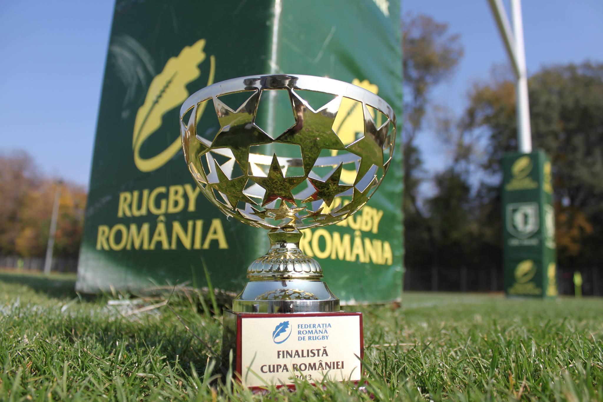 Programul Cupei Rom�niei de rugby feminin