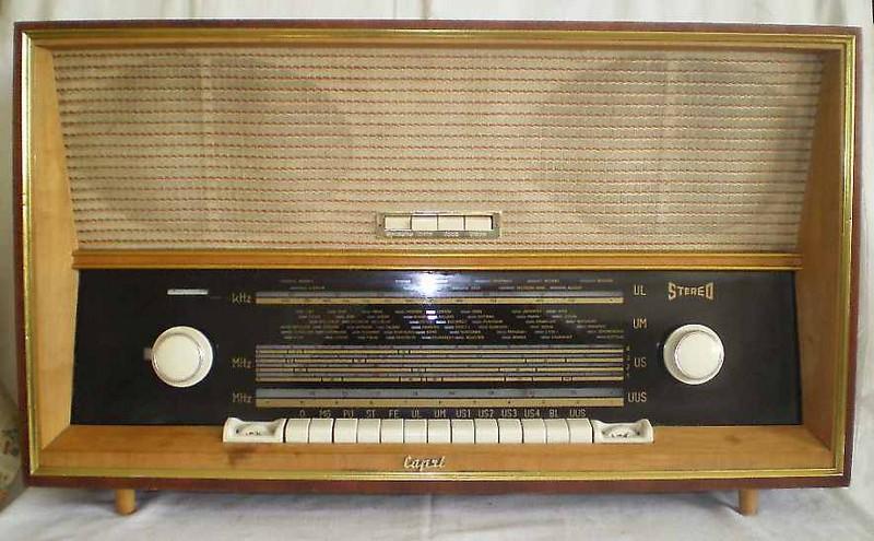 54 de ani de la prima transmisiune radiofonica de rugby
