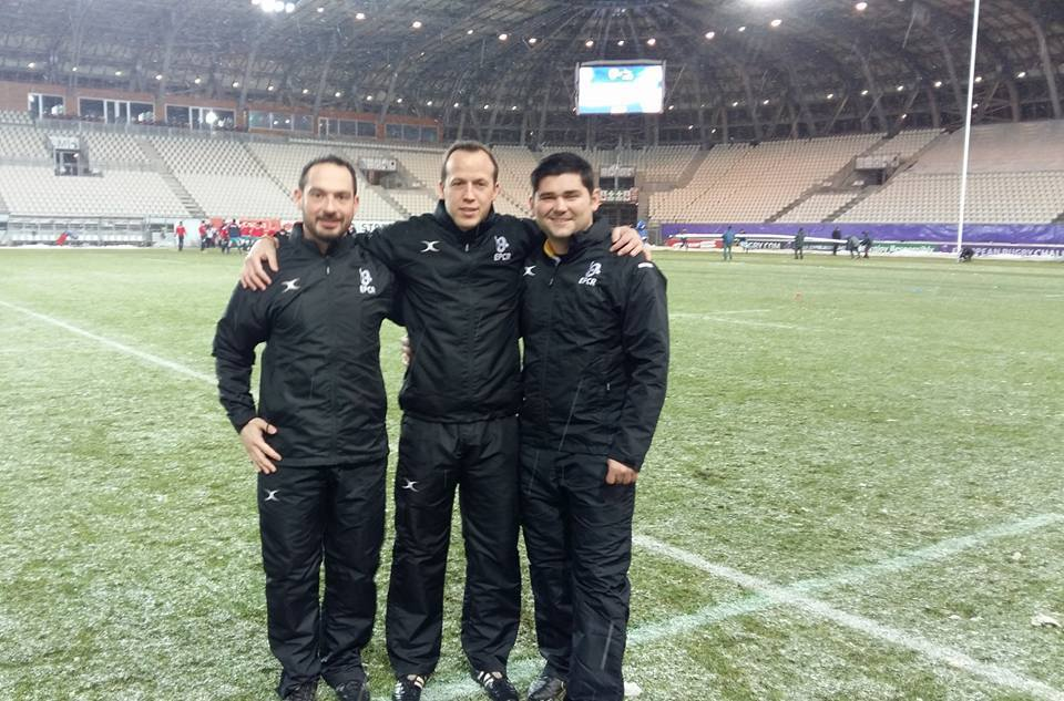 Arbitri romani la Grenoble - Newcastle