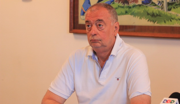 Florian Constantin - Trebuie reactivate vechile vetre ale rugby-ului romanesc