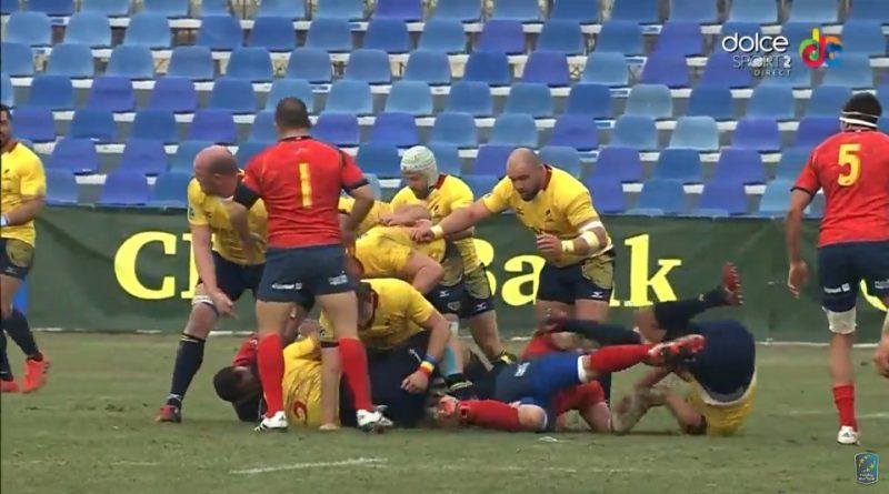 Romania - Spania 13-3