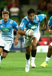 Rielko Ioane hattrick in primul meci din Super Rugby