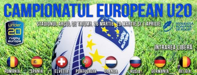 Lotul Rom�niei pentru Campionatul European U20