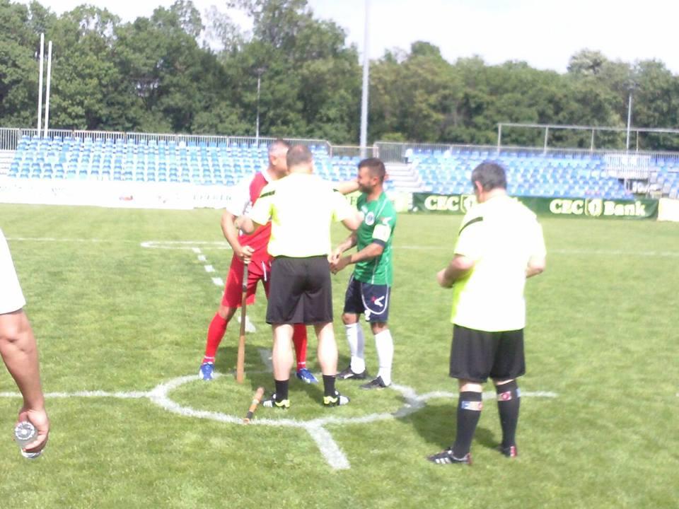 Straja Bucuresti si Frontiera Tomis Constanta in finala Cupei Regelui