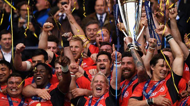 Saracens castigatoarea Cupei Campionilor Europeni