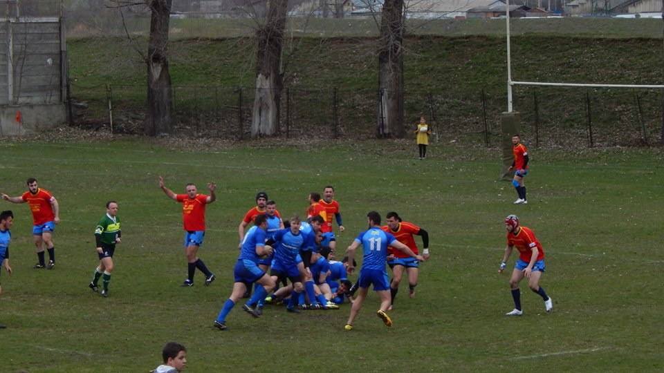 Campionatul universitar de rugby 7 are loc astazi