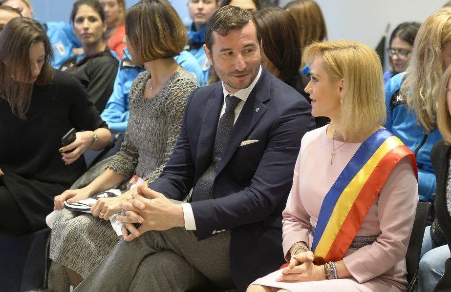 Alin Petrache nu mai conduce CSM Bucuresti