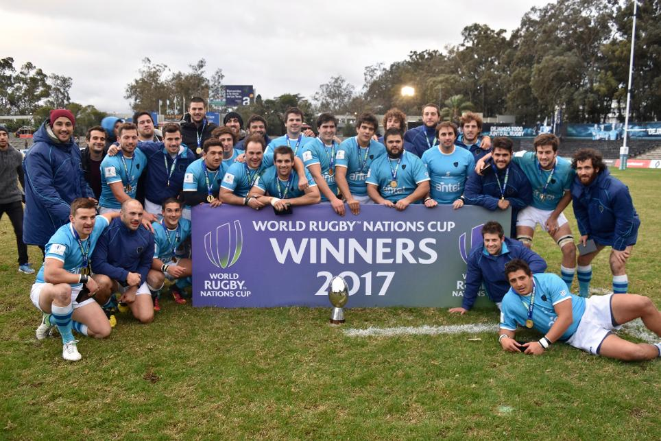 Uruguay a castigat World Rugby Nations Cup