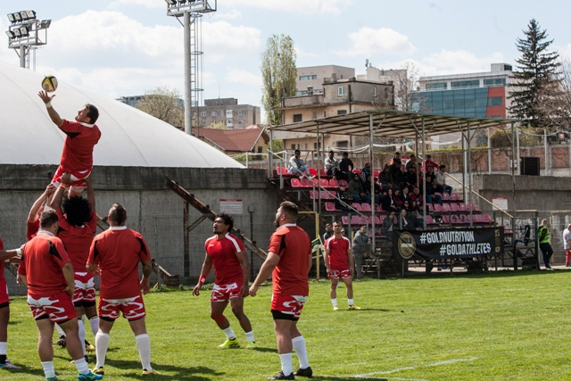 Dinamo - Steaua 14-21 intr-un meci amical