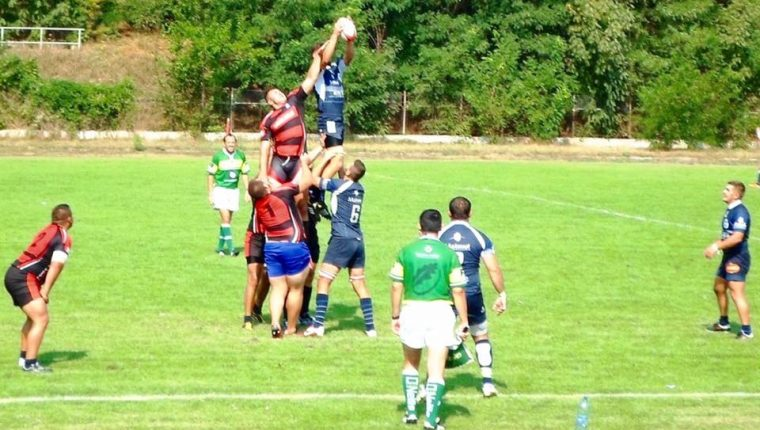 Start in campionatul national de rugby 7