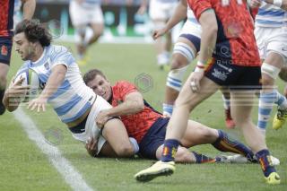 Argentina si Italia s-au impus in prima etapa a World Rugby Nations Cup