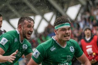 Victorii istorice pentru Irlanda si Argentina la Campionatul Mondial U20