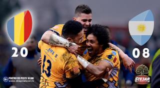 Stejarii au castigat World Rugby Nations Cup