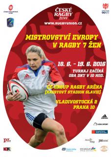 Ghindele locul 5 la Campionatul European de rugby 7