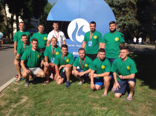 Universitatea Ecologica Bucuresti s-a calificat in semifinalele Jocurilor Europene Universitare