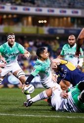 Highlanders prima semifinalista a Super Rugby