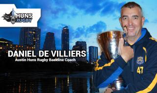 Dannie de Villiers va antrena in SUA