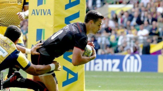 Saracens start lansat in London Double Header