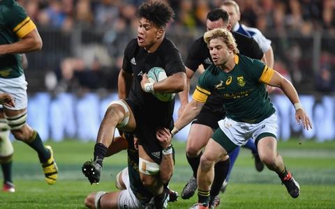 Noua Zeelanda a castigat The Rugby Championship