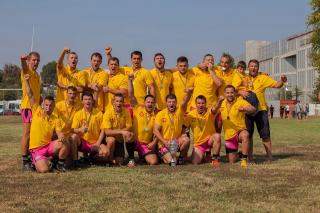 RCM Galati campioana nationala la rugby 7