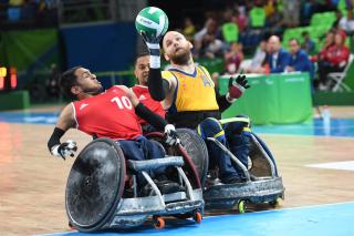 Australia campioana paralimpica