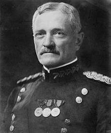 Legatura sentimentala a generalului Pershing cu Romania