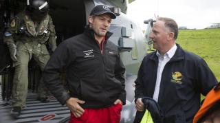 Richie McCaw preferat de neozeelandezi ca prim-ministru