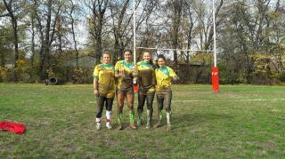 Rugbystele cea mai buna echipa a CS Agronomia Bucuresti