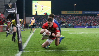 Munster a castgat derby-ul de Boxing Day