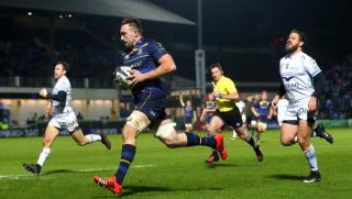 Leinster s-a calificat in sferturile de finala dupa o partida presarata cu recorduri