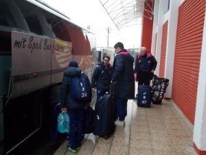 Stade Francais a plecat acasa