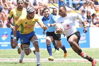 Fiji campioana Americii de Sud la rugby 7