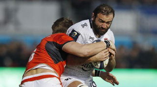 Saracens - Toulon: poemul placajelor