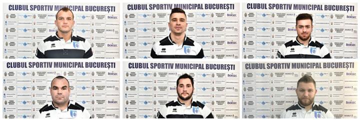 CSM Bucuresti - proiect curajos