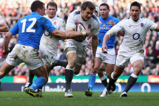 Anglia bonus cu Italia in Six Nations