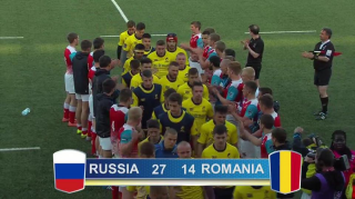 Romania invinsa in semifinalele CE U18