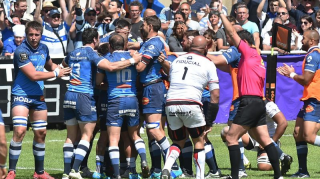 Castres si Racing Metro ultimele calificate in play-off-ul Top 14