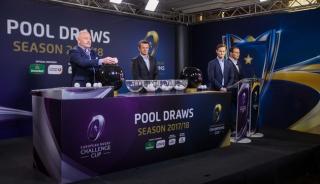 Tragerea la sorti pentru grupele cupelor europene