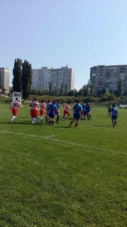 Grupa nebuna la DNJ U18